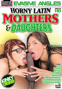 Horny Latin Mothers And Daughters cover