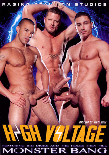High Voltage Cover Front