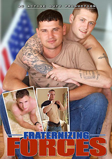 Gay Military Soldiers : Fraternizing Forces!