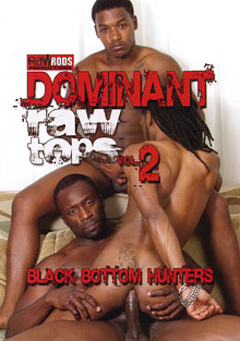 Gay Black Thugs : Dominant Raw Tops 2!