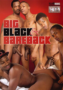 Big Black And Bareback cover