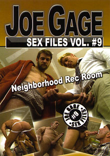 Gay Mature Men : Joe Gage porno Files 9: Neighborhood Rec room!