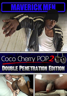 Gay Ebony Studs : Coco Cherry Pop 2: Double Penetration Edition!