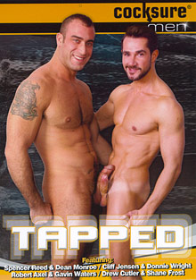 Tapped cover