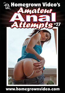 Amateur Anal Attempts 27 cover