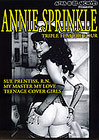 Annie Sprinkle Triple Feature 4: Teenage Cover Girls