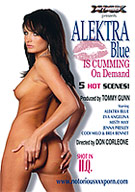 Alektra Blue Is Cumming On Demand
