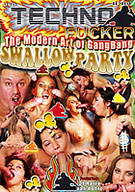 The Modern Art Of GangBang: Swallow Party
