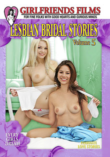 Lesbian Bridal Stories 5 cover