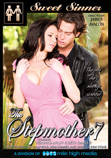 The Stepmother 7 cover
