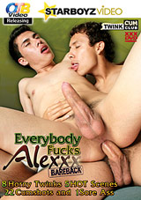 Everybody Fucks Alexxx Bareback