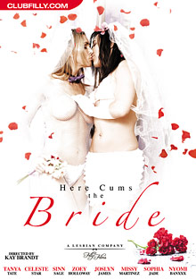 Here Cums The Bride cover