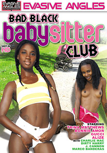 Bad Black Babysitter Club cover