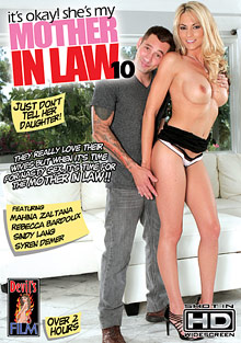 It's Okay She's My Mother In Law 10 cover