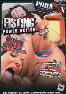 Fisting Power Action 22 cover