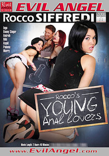 Young Anal Lovers cover