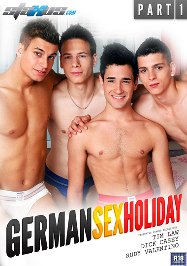 German Sex Holiday cover