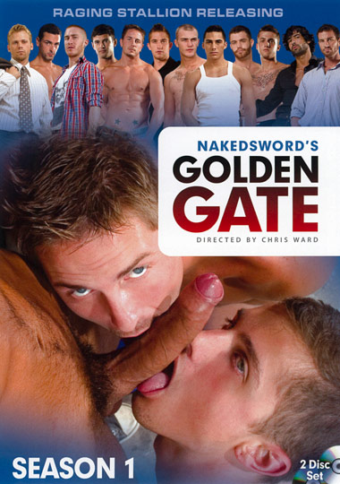 Golden Gate Season 1 Cover Front
