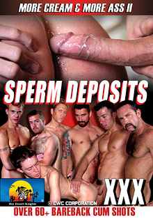 Gay Reality Porn : More Cream And More asshole 2: sperm Deposits!