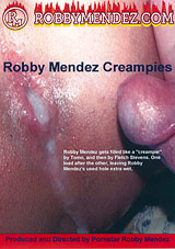 Robby Mendez Creampies