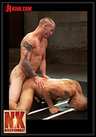 Naked Kombat: Brenn Wyson VS Leo Forte