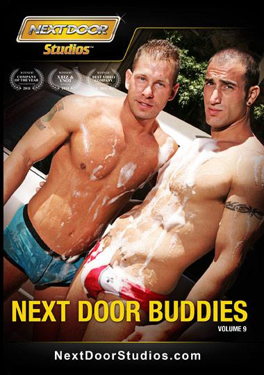 Next Door Buddies 9 cover