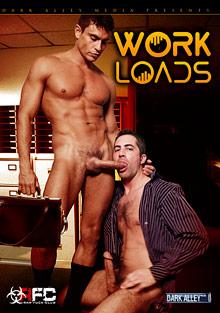Gay Videos XXX : Work cum!
