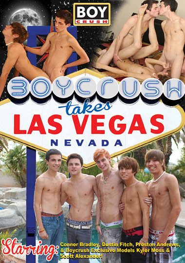 Boy Crush Takes Las Vegas Nevada cover