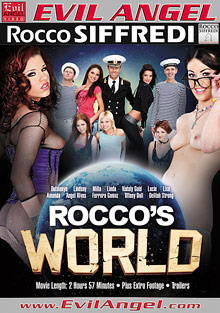 Rocco's World cover