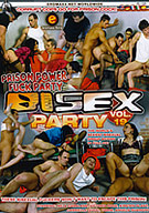 Bi Sex Party 19: Prison Power Fuck Party
