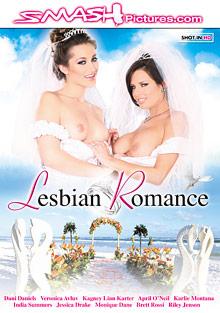 Lesbian Romance cover