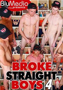 Broke Straight Boys 4 cover