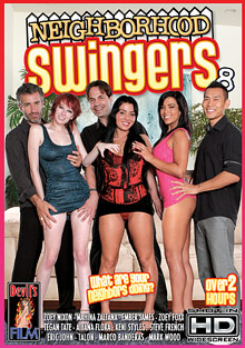 Swinger Party : Neighborhood wife swappers 8!
