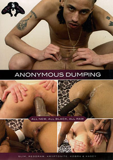Anonymous Dumping cover