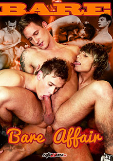 Bare Affair cover