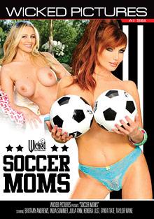 Soccer Moms cover