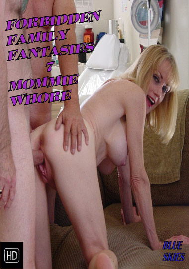 Mother Son, XXX Forbidden Family Fantasies 7 cover
