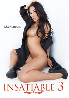 Interracial Porn : Asa Akira Is Insatiable 3!