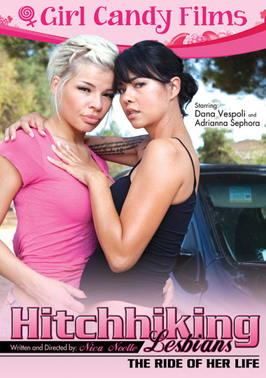 Hitchhiking Lesbians: The Ride Of Her Life cover