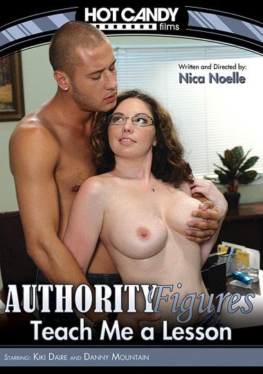 Authority Figures: Teach Me A Lesson