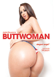 Jada Stevens Is Buttwoman cover