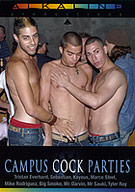 Campus Cock Parties 3