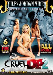 Cruel DPs 2 cover