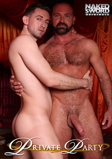 Gay Mature Men : Private Party!