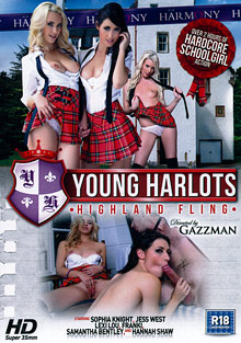 Young Harlots: Highland Fling cover