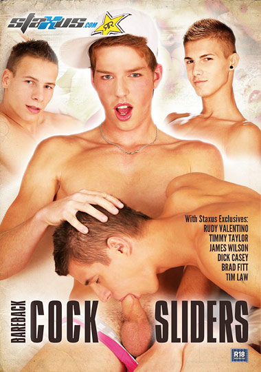 Bareback Cock Sliders cover