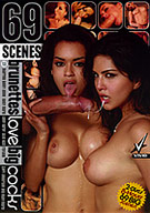 69 Scenes: Brunettes Love Big Cocks Part 2