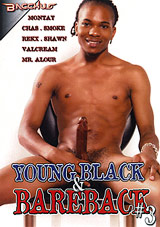 Young Black And Bareback 3