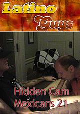 Hidden Cam Mexicans 21