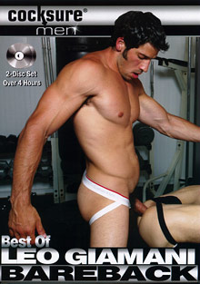 Gay Reality Porn : Best Of Leo Giamani bare back!